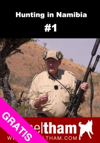 Hunting in Namibia #1